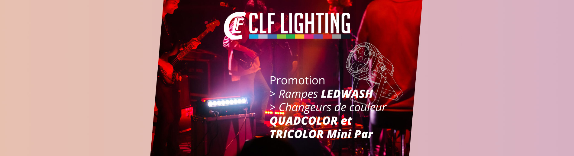 Promotion CLF Lighting