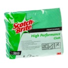 5MICROFIBRES-3236-Lot de 5 tissus microfibre haute performance 3M Scotch-Brite 2010