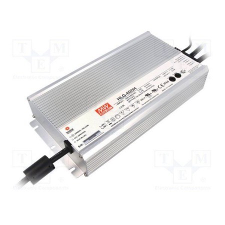 Transformateur d'alimentation pour led à tension constante 24V 600W