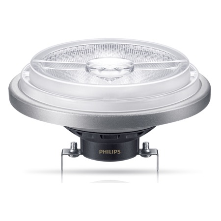 Lampe AR111 LED 15 W 12 V 40° 2700K - IRC 97 - graduable - PHILIPS