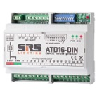 ATD16-DIN-Multiplexeur 16 canaux sur rail DIN SRS Lighting