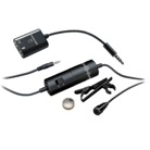 ATR3350IS - Micro lavalier omnidirectionnel sur minijack ATR3350IS Audio Technica