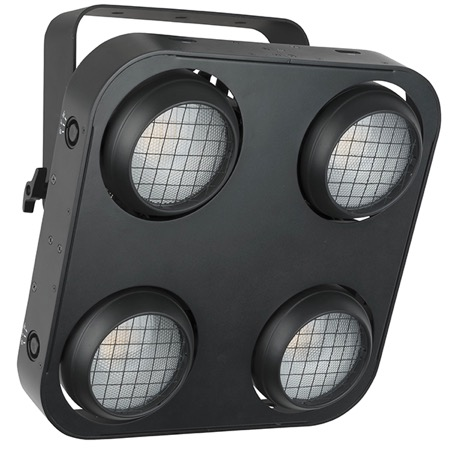 Blinder SHOWTEC Stage Blinder 4 Blaze 4 x Led Dual White COB 100 W RGB