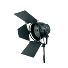 BLONDE-QC-Projecteur / Torche Blonde COSMOLIGHT RC-200 2000W - Noir