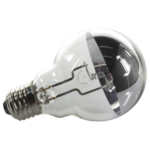 Lampe BT à calotte argentée 250W E27 24V 3000K 50H - LA BS