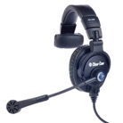 CC300-Micro casque mono oreille CC 300 CLEARCOM (version XLR 4 points)