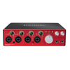 CLARETT/4PRE-Interface audio thunderbolt 18 entrées 8 sorties Focusrite