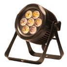 COLORBEAM90-Projecteur à LED 7 x 12W RGBWAUV IP65 angle 25° COLORBEAM90 OXO