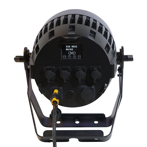 Projecteur Led 180 W Rgbw Zoom 10 U00b0  U00e0 53 U00b0 Ip65 Oxo