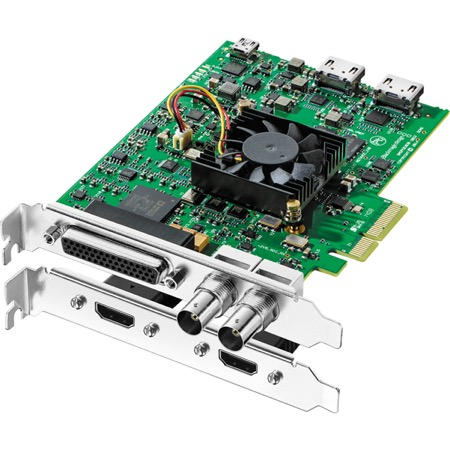 Carte de capture Blackmagic Design Decklink Studio 4K