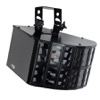 DOUBLE3DERBY-Projecteur d'effets 2 x 12W SHOWTEC Double3 Derby LED Q6 RGBWCA