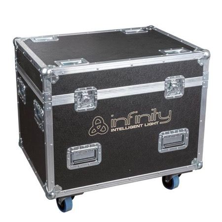 Flight case pour 2 lyres wash Infinity iW-1941