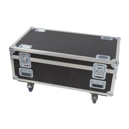 Flight case GLP pour 6 IMPRESSION/FR1