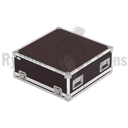 Flight-case Rythmes et Sons pour console Allen & Heath SQ-6
