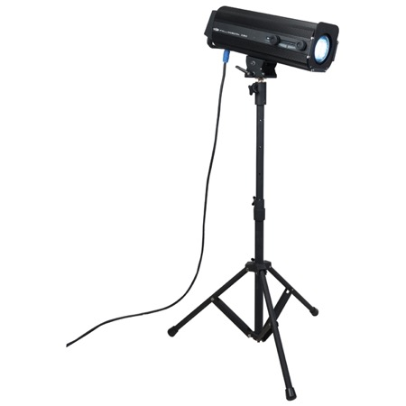 Projecteur de poursuite SHOWTEC Followspot LED 120W blanc variable