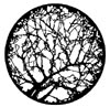 G251/D-Gobo GAM 251 Spring branches - Taille D (54 mm)