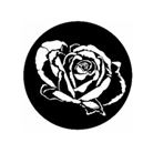 G253-A-Gobo GAM 253 Rose - Taille A (100 mm)