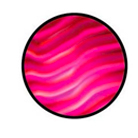 G33003-A-Gobo ROSCO Colorwave 33003 Waves Magenta - Taille A (100 mm)