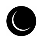 G506-A-Gobo GAM 506 Circle moon - Taille A (100 mm)