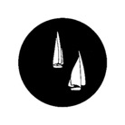G549-B-Gobo GAM 549 Boats - Taille B (86 mm)