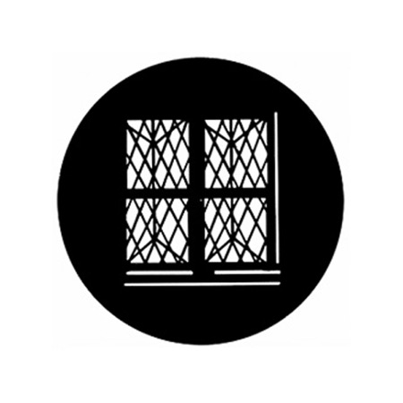 Gobo GAM 614 Tenement windows - Taille M (66 mm)