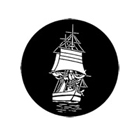 G77945-M-Gobo ROSCO DHA 77945 Tall ship - Taille M (65.5 mm)