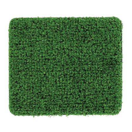 Gazon synthétique tuft court (7 mm) - 4 m x 25 m