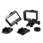 HERO3-FRAME-Support GOPRO ''The Frame'' pour caméscope GOPRO HERO3 et 3+