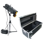 KIT-CANTO1200-Kit avec : CANTO 1200+lampe+changeur 5 couleurs+pied+flight-case