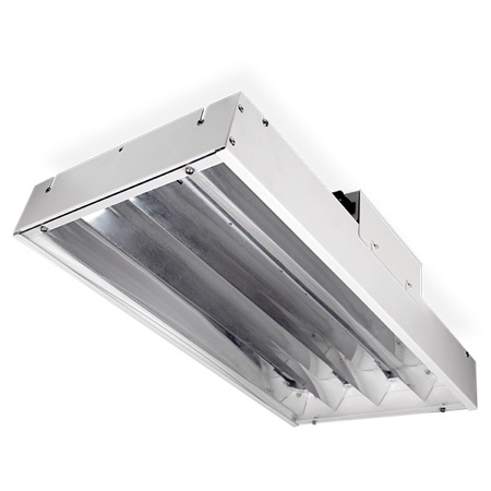 Low bay LED rectangulaire ARCUS - 4000K - 15000 lm - 150 W - Kosnic