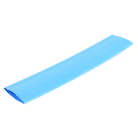 MANCHON-12BL-Manchon thermorétractable bleu 12/4 mm - Longueur 10 cm