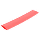 MANCHON-12R-Manchon thermorétractable rouge 12/4 mm - Longueur 10 cm