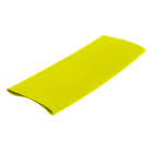 MANCHON-24J-Manchon thermorétractable jaune 24/8 mm - Longueur 10 cm