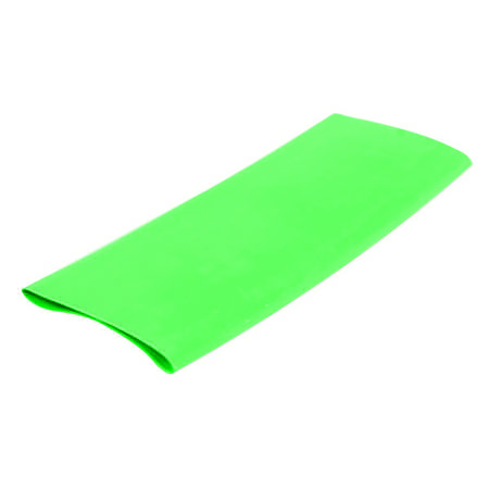 Manchon thermorétractable vert 24/8 mm - Longueur 10 cm