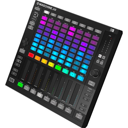 Système de production musicale MASCHINE JAM Native Instruments