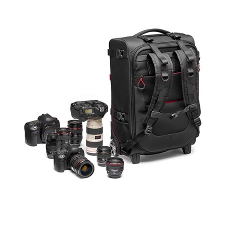 Valise à roulettes / Harnais MANFROTTO RelaoderSwitch-55 Pro Light