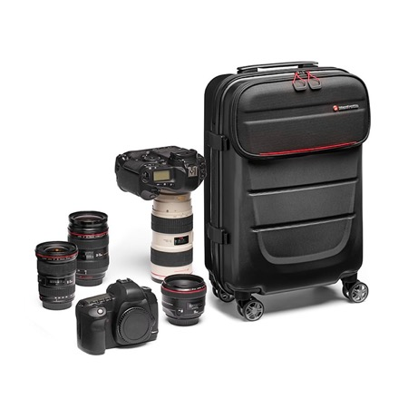 Valise à roulettes 360 MANFROTTO Relaoder Spin-55 Pro Light