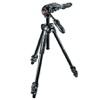 MK290LTA3-3W-Trépied photo 3 sections aluminium MANFROTTO Rotule 3D X-PRO MH804-3W