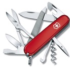 MOUNTAINEER-Couteau Suisse VICTORINOX Mountaineer rouge 19 fonctions