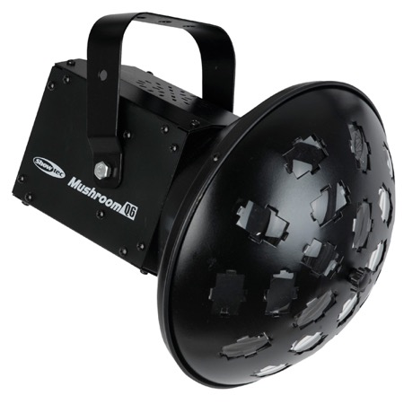 Projecteur d'effets 2 x 12W SHOWTEC Small Mushroom LED Q6 RGBWCA