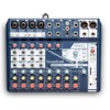 NOTEPAD-12FX-Console analogiqie 12 in 2 out, USB, FX NOTEPAD-12FX Soundcraft