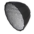 P120L-GRID-Grid ou nid d'abeilles optionnel pour Softbox Ø 120 cm P120L