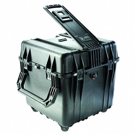 Malle PELI LARGE CASE - Dim Int : 45,7 × 45,7 × 45,7 cm