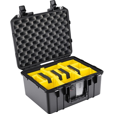 Valise PELI Air 1507 large Case trolley-Dim. int.: 38,48x28,91x21,64cm
