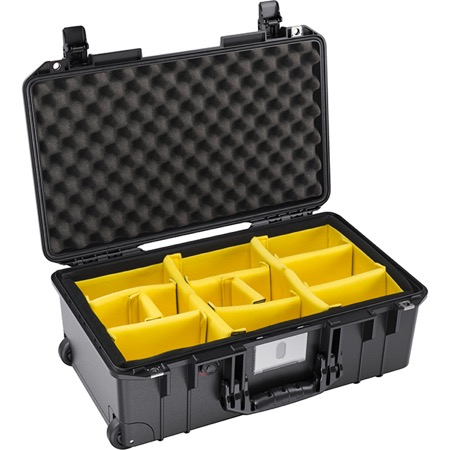 Valise PELI Air 1535 Medium Case trolley-Dim. int. : 51,8x28,4x18,3 cm