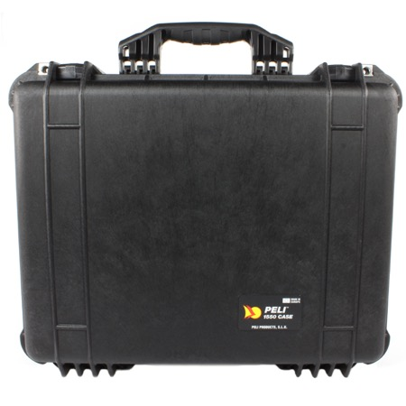 Valise PELI MEDIUM CASE - Dim Int : 47,3 x 36 x 19,6 cm