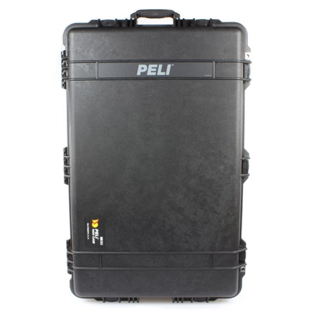 Valise PELI LARGE CASE - Dim Int : 72,4 x 44,1 x 26,7 (21,9+4,7)cm