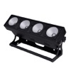 POWERPIXEL4-RGB-Mini rampe LED COB 4 x 30W RGB matriçable BRITEQ POWERPIXEL4-RGB