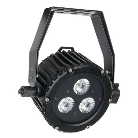 Projecteur PAR 5-en-1 Led 3 x 10W SHOWTEC Power Spot 3 Q5 RGBWA 25°