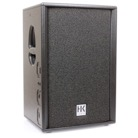 PRO12A - Enceinte 2 voies HK AUDIO 12'' + 1'' amplification interne 600W